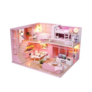 Dream Angels DIY Miniature House
