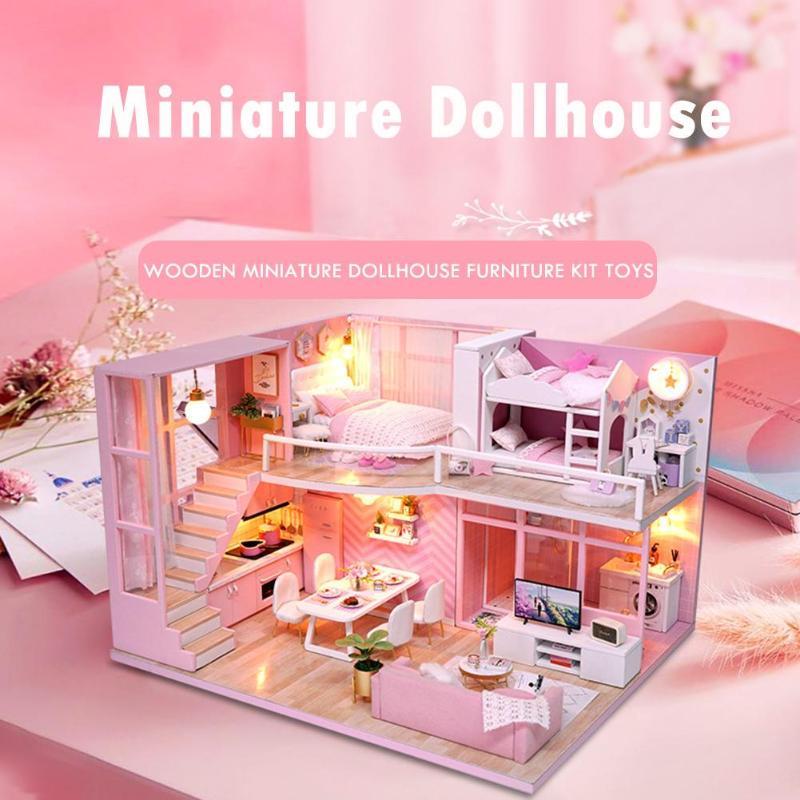 Dream Angels DIY Miniature House