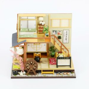 KARUIZAWA'S FOREST HOLIDAY DIY Miniature Dollhouse