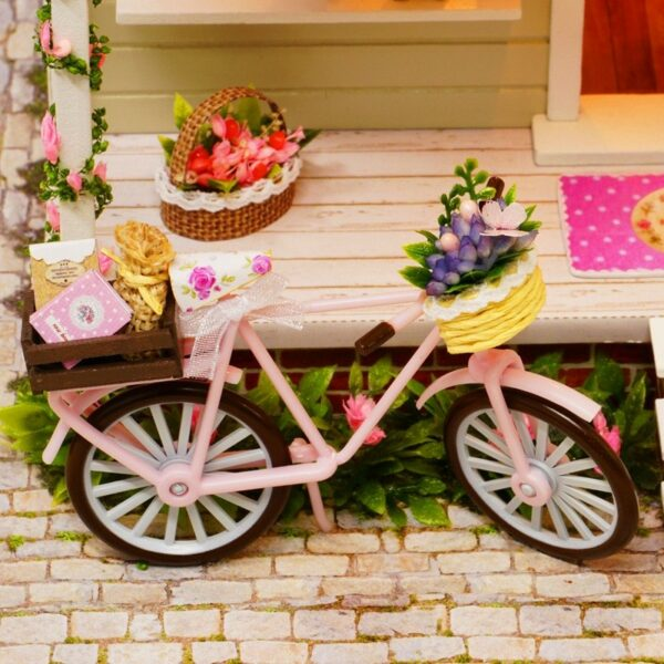 Bicycle Angel DIY Miniature HouseTB14BrjXoLrK1Rjy1zbq6AenFXam