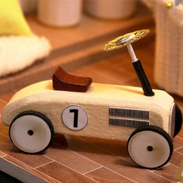 Camp Party DIY Miniature Room Kit QT10A4ce237a44d5049678a1c8aa43f848281Q