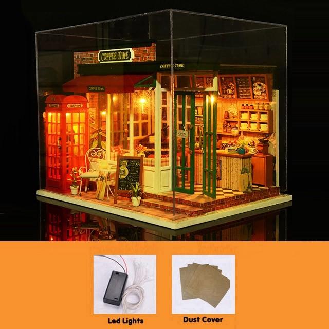 Coffee Time DIY Miniature Kitfed1c0d22ff1425b841c69fed2cda7b6Coffee Time DIY Miniature Kit