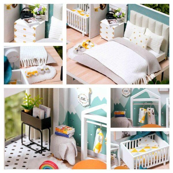 Comfortable Life DIY Miniature Loft Kit L31A05d46b7413f24b2585fd9fa6b17e9ffbG