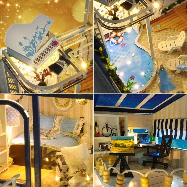Crystal House DIY Miniature HouseTB1R54SGYSYBuNjSspiq6xNzpXai 600x600 1