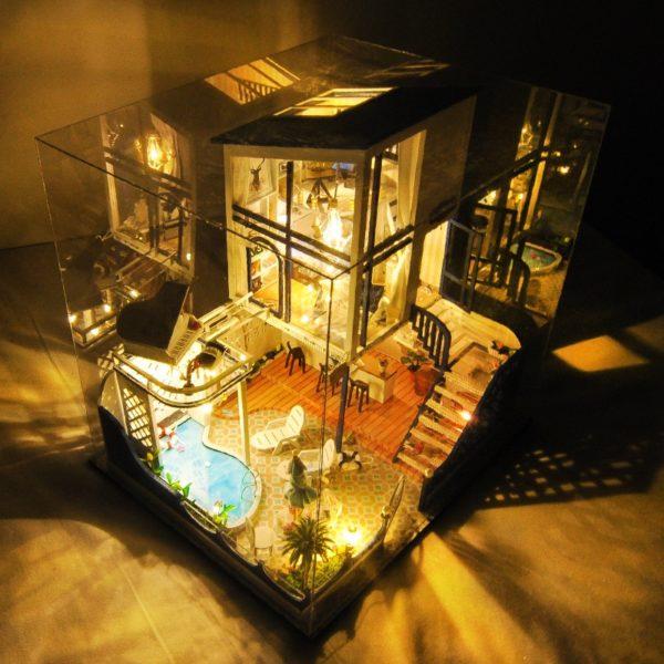Crystal House DIY Miniature HouseTB1gyXjG7yWBuNjy0Fpq6yssXXaW 600x600 1