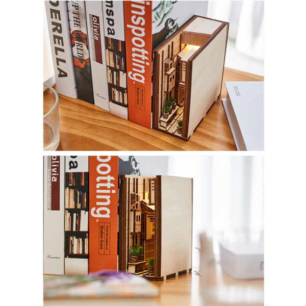 Diagon Alley Miniature Booknook36e77e13566f405c8c693d313908800aw 600x600 1