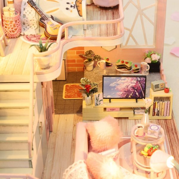 From Lily With Love DIY Miniature Dollhouse Kit2bd275bf45274a97bcd0e21958334b89L 600x600 1