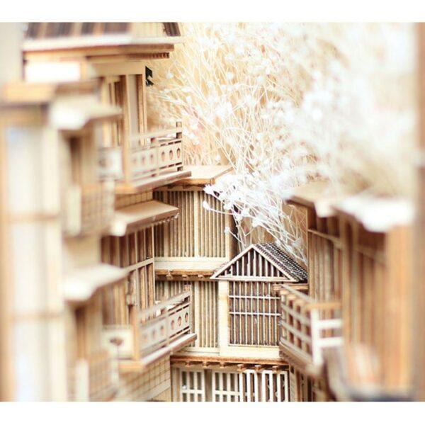 Ginzan Onsen Miniature Booknook35ecf11c6f5d4e68975cee1a05b6bcedl