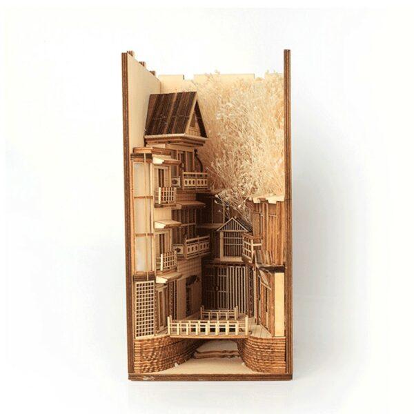 Ginzan Onsen Miniature Booknookd70932984c9e438bb1d3698737d08809N