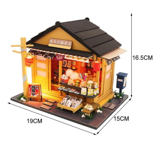 H0d8f6d0b87dc4c6aadad8d0e658c359bl 600x600Japanese Grocery Store DIY Dollhouse
