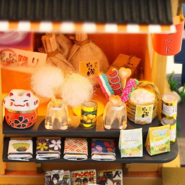 H27e139dbc8fb454a9055269c91e7b985S 600x600Japanese Grocery Store DIY Dollhouse