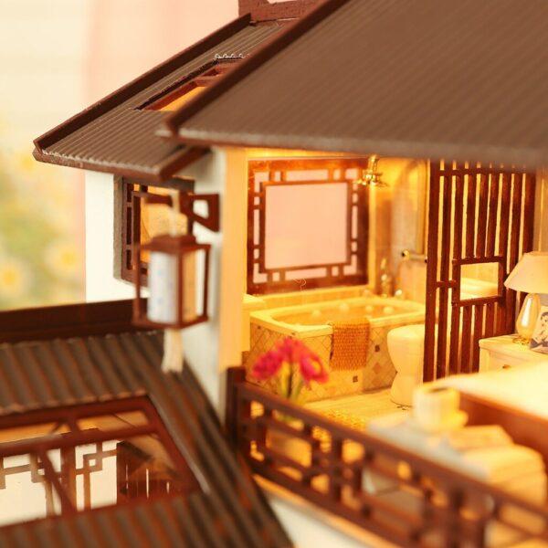 H35f102c43af0429ca979530204be003fALand of idyllic Beauty DIY Dollhouse
