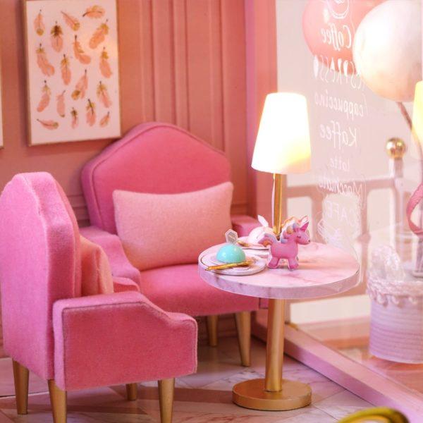 H413e8643e491406ba85ba3d3f8de2967N 600x600Childhood Memory DIY Miniature Dollhouse Kit