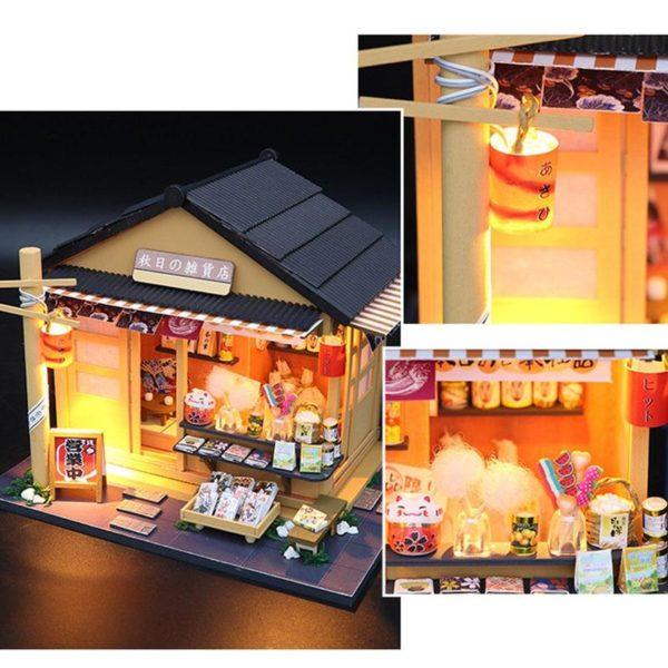 H51800106b10a4f72b7fd328979194015a 600x600Japanese Grocery Store DIY Dollhouse