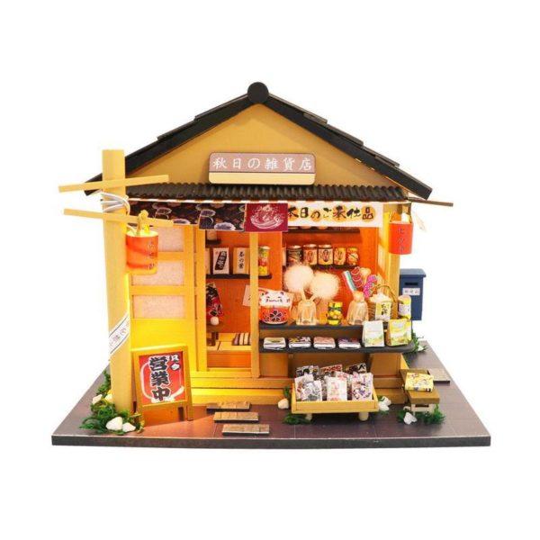 H8c13530faf42422d8752edbfe27cd6a7P 600x600Japanese Grocery Store DIY Dollhouse