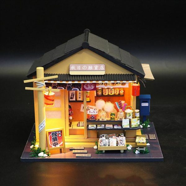 H9ff91e7ca6354220a709f7c9d2ba4fa55 600x600Japanese Grocery Store DIY Dollhouse