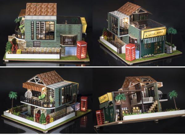 HTB130p bx2rK1RkSnhJq6ykdpXae 600x440A Little While DIY Miniature House