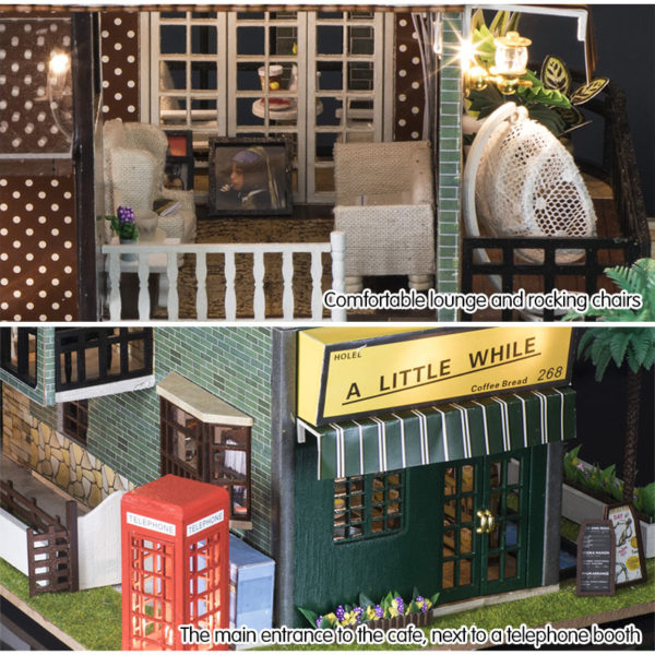 HTB14TlvbzDuK1RjSszdq6xGLpXai 600x600A Little While DIY Miniature House