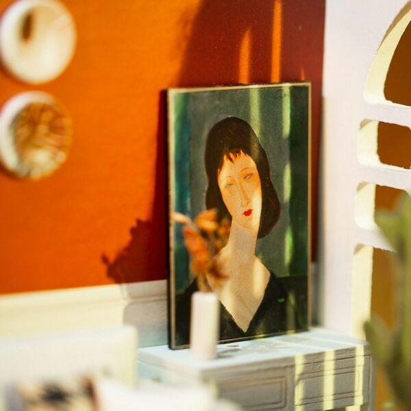 HTB14lo5XLWG3KVjSZFPq6xaiXXaJLondon Holiday DIY Miniature Dollhouse