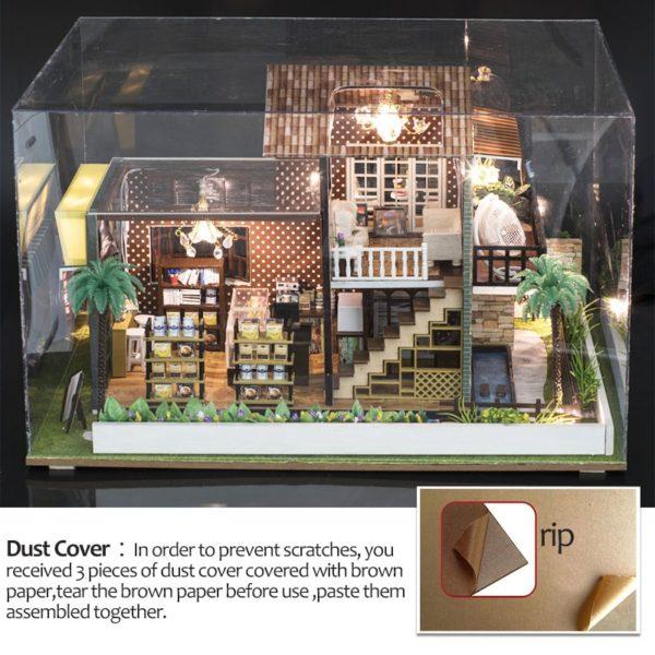 HTB15thCbvvsK1Rjy0Fiq6zwtXXaa 600x600A Little While DIY Miniature House