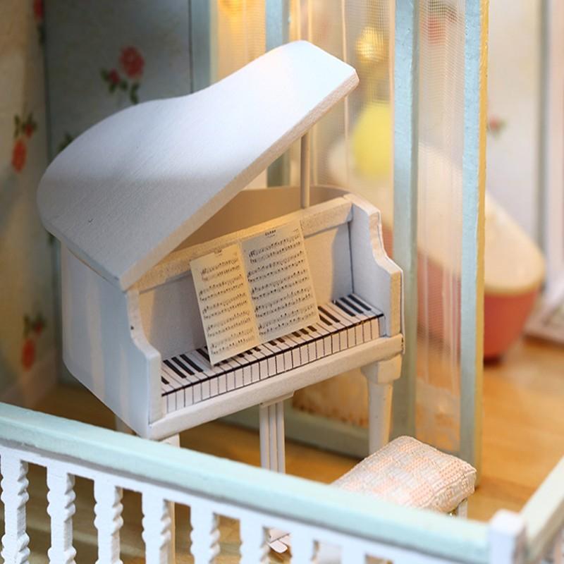 HTB1CRElRFXXXXbQXFXXq6xXFXXXdQueens Town DIY Miniature House