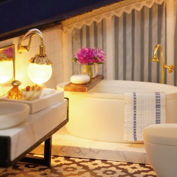 HTB1RGWUoRyWBuNkSmFPq6xguVXaQTime Apartment DIY Dollhouse Kit