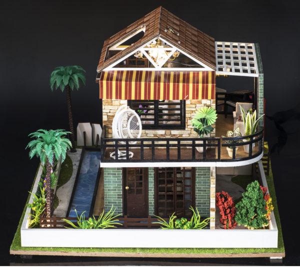 HTB1SCVWbyfrK1RjSspbq6A4pFXao 600x537A Little While DIY Miniature House