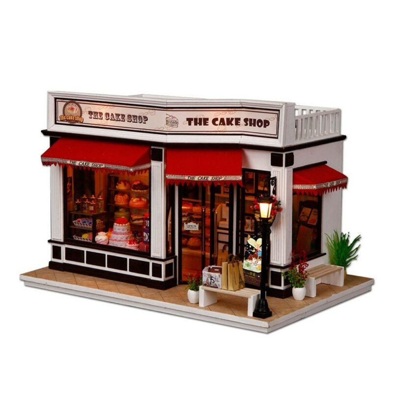 HTB1nK7YclCw3KVjSZFuq6AAOpXaCParis Baguette DIY Dollhouse