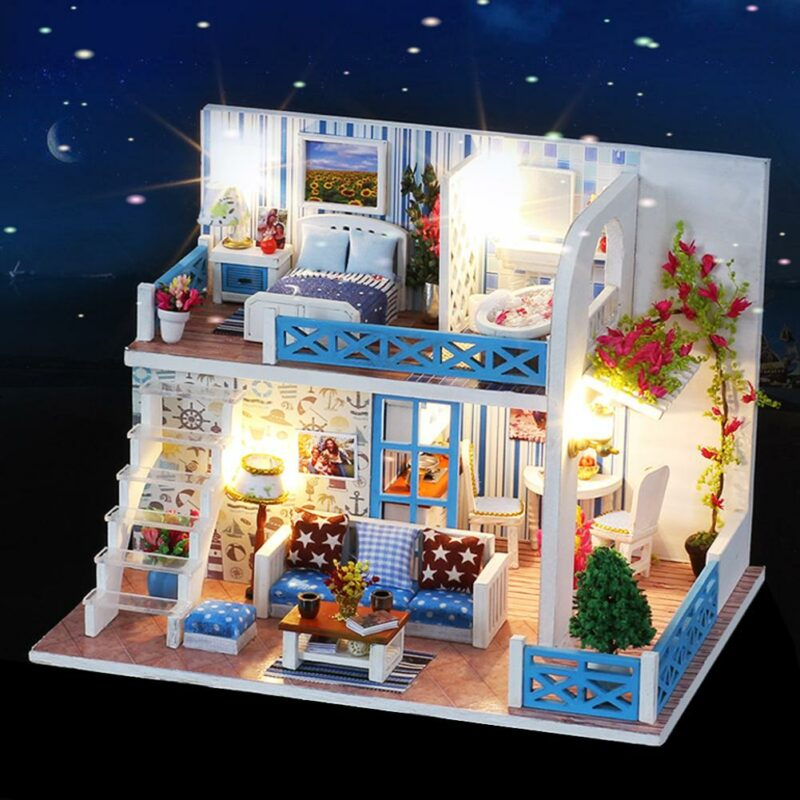 Ha6c30e09ca984c698adb5b48134c1871wSeaview Mini DIY Miniature House