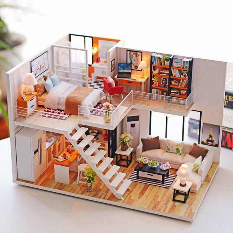 Happy Together DIY Miniature Dollhouse Kite0542b26e3a048dc95b52b055ef43108u