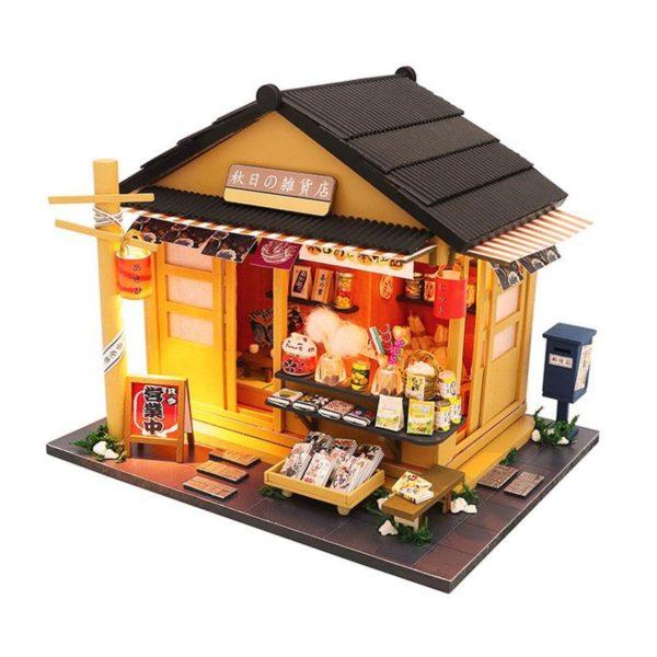 Hb38b0c365d2d46d195dcf2107f378b56v 600x600Japanese Grocery Store DIY Dollhouse