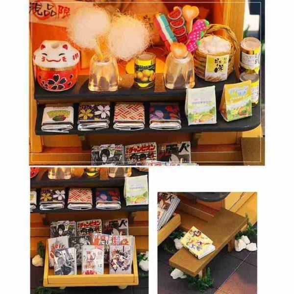 Hc01b0420dd304073bc226ff5f1354187w 600x600Japanese Grocery Store DIY Dollhouse
