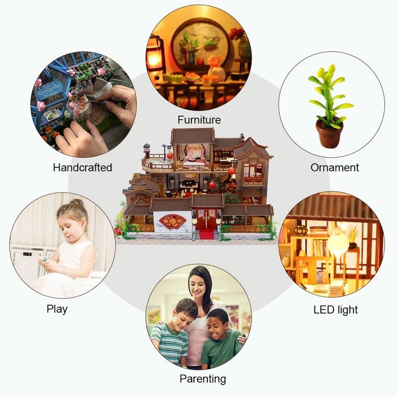 He5a2e7f34f6547efb20a38520e5514aeGA Splendid Family DIY Dollhouse