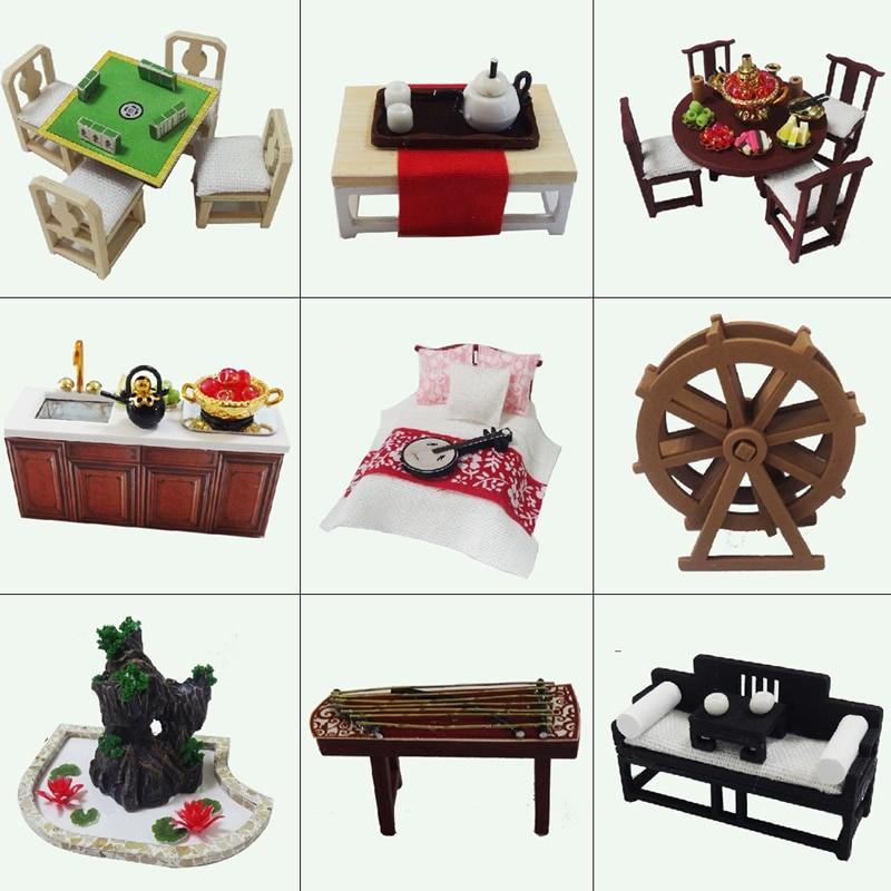 Hfc22cc6820d04701a36b1ead37d2bc3cIA Splendid Family DIY Dollhouse