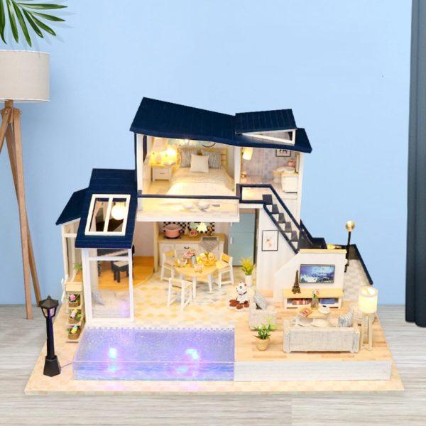 Mermaid Tribe DIY Dollhouse Kit0519ca5a363d4090a97aabf532704c9dj 600x600 1