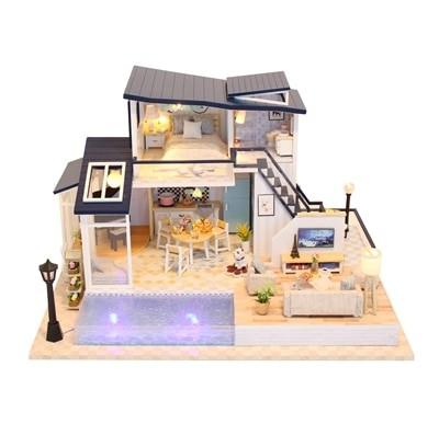 Mermaid Tribe DIY Dollhouse Kit41ecd593a81d4b4f80b033d8f8fefcc2X