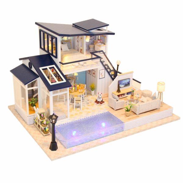 Mermaid Tribe DIY Dollhouse Kit9c92eea45a644b7eabc2518b19a5ff93Y 600x600 1