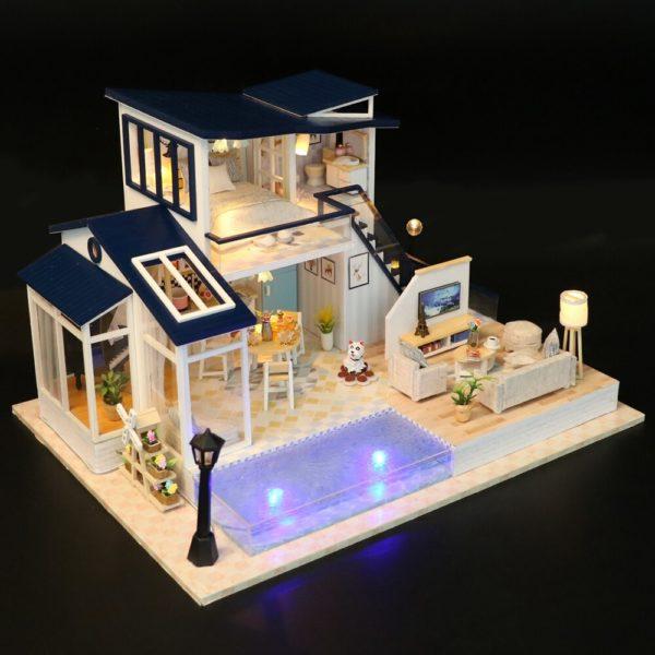 Mermaid Tribe DIY Dollhouse Kita2d14aaeaf05455f9695c364de89d026Mermaid Tribe DIY Dollhouse Kit 600x600 1