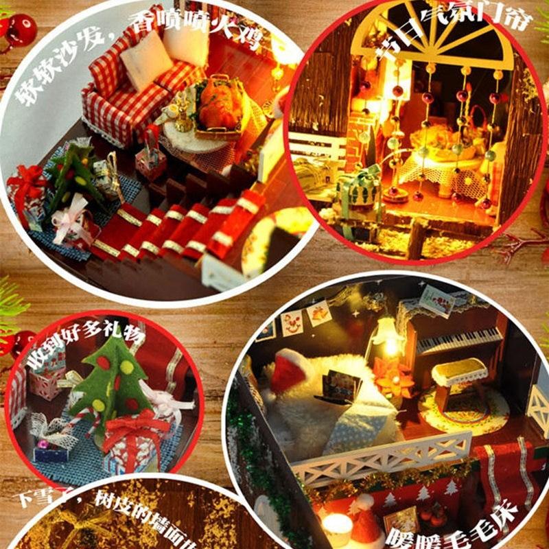 Merry Christmas DIY Miniature Room Kit With dust coverTB1PMerry Christmas DIY Miniature Room Kit With dust cover0eadfvK1RjSszMerry Christmas DIY Miniature Room Kit With dust coverq6AcGFXaJ