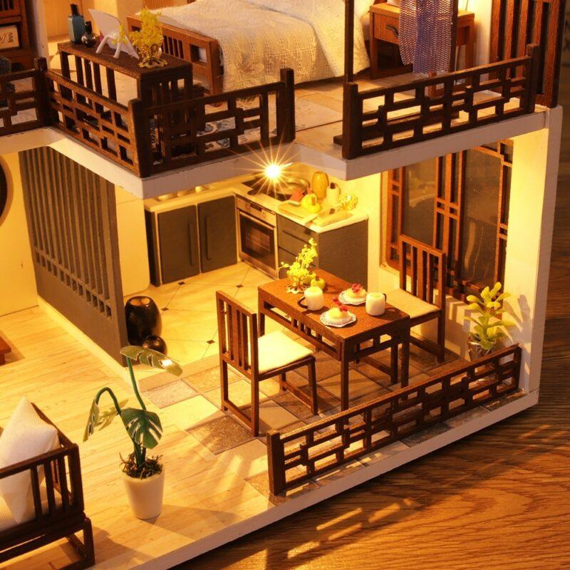 Quiet Time DIY Miniature House Kit2d234a4f315343c3a36d938513a48b1an