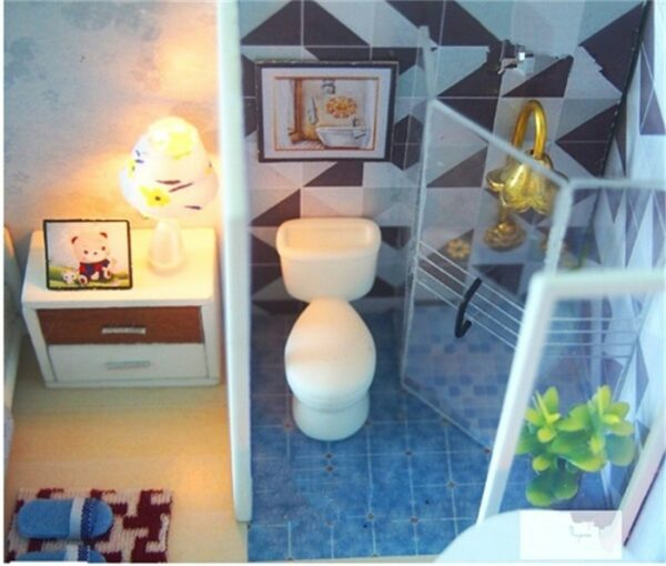 Revos Loft DIY Miniature House Kit house and music8b7b0ae0e14f4a3fa68ddf4d38ca1d7eR