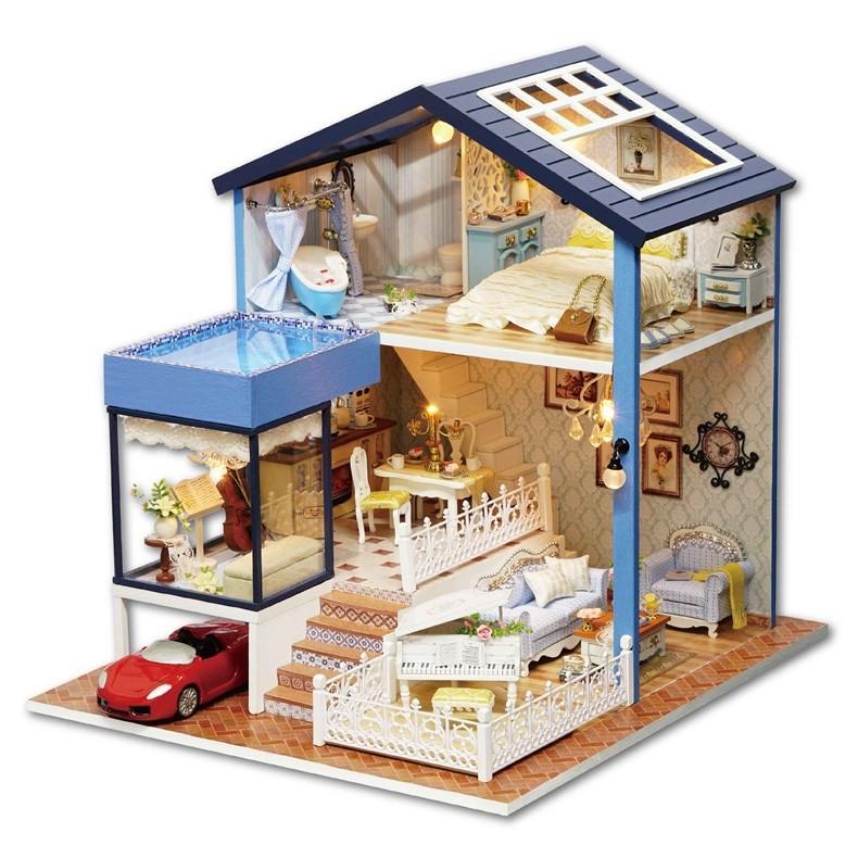 Secret Of Seattle DIY Miniature Dollhouse KitTB13dWaibGYBuNjy0Foq6AiBFXaC