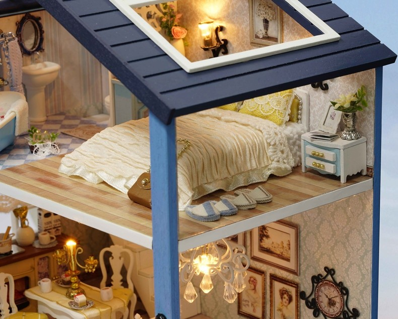 Secret Of Seattle DIY Miniature Dollhouse KitTB1avOIieuSBuNjSsziq6zq8pXaB