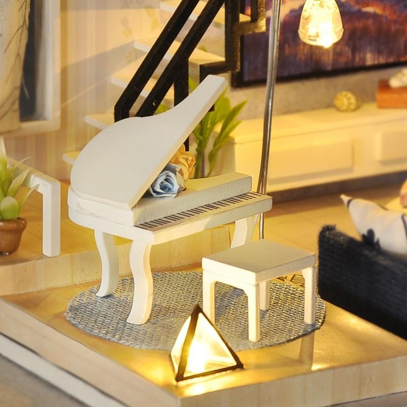 Shadow of Time DIY Miniature Loft KitTB1a9u iStYBeNjSspkq6zU8VXag