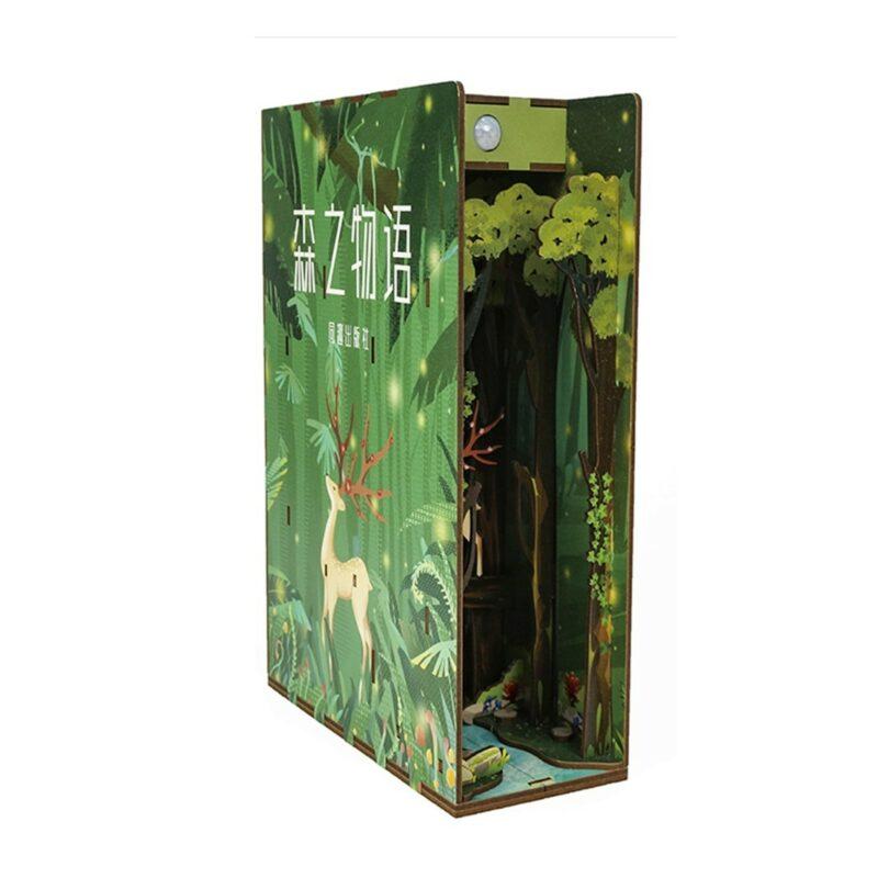 Story of Forest Miniature Booknooke8a43a65b4bf4796ae7844e0f567a5a7v