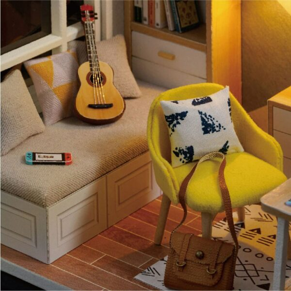 Sunshine Study DIY Miniature Room Kit705348646e6d42339e535cc1aad438a2Y