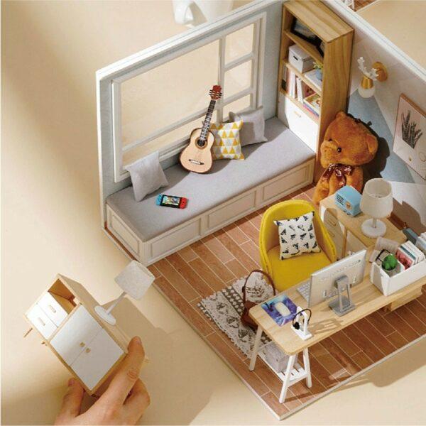 Sunshine Study DIY Miniature Room Kitdfaac930c40844079bc192d1802aa392f