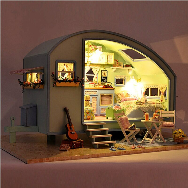 Time Travel DIY Miniature