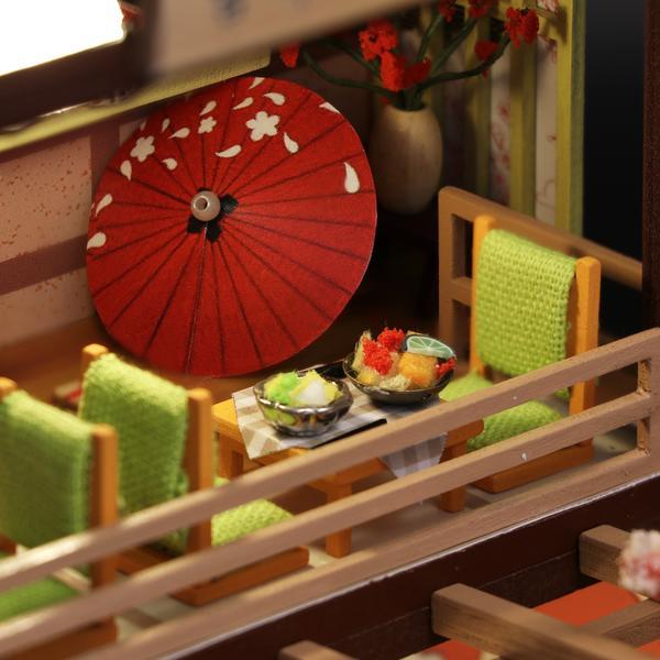 b844174ac73c3daf96e7510b7156e421Gibbon Sushi DIY Miniature Dollhouse Kit