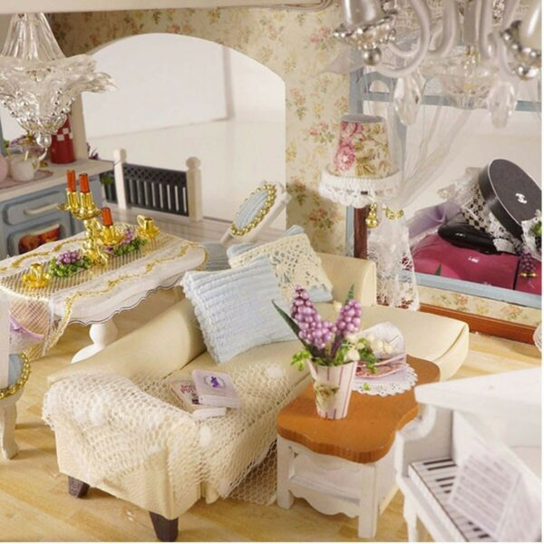 bla mini doll house music led light pro main 4 1